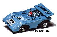 Slotcar Policar Polistil Evolution Lola T222 Can-Am