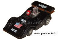 Slotcar Policar Polistil Evolution UOP Shadow DN3 CAN-AM