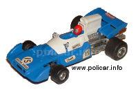 Slotcar Policar Polistil Evolution Matra MS120