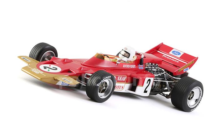 Slotcar Policar Polistil Policar - Slot.it Lotus 72 n. 2 Jochen Rindt Germany GP 1970