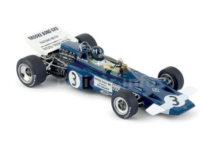 Slotcar Policar Polistil Policar - Slot.it Lotus 72 n. 3  Graham Hill Oulton Park GP 1970